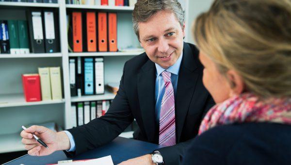 Mieterverein München ein Mitglied wird vom Experten beraten