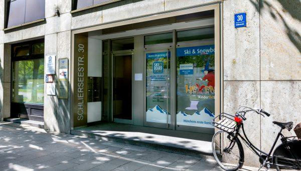 Der Mieterverein München hat zurzeit seine Hauptgeschäftsstelle in Giesing.