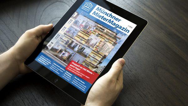 Das neue Mietermagazin ist erschienen