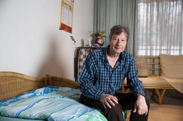 Siegfried Lackner, Rentner