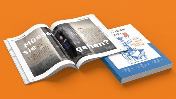 Die neue Ausgabe des Mieter Magazins ist da.