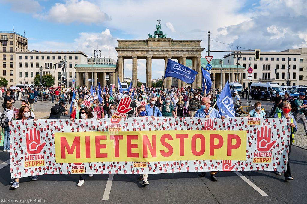 #Mietendemo21 - 11.09.2021